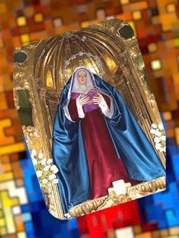 acrostico sobre la virgen maria