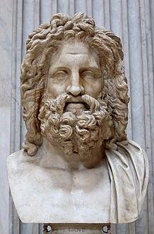 dios del olimpo zeus