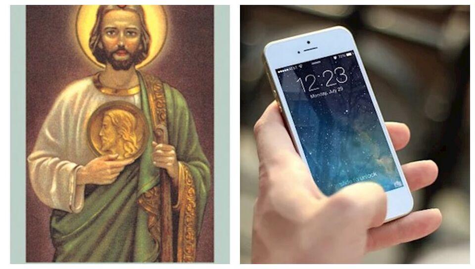 Oración a San Judas Tadeo para que me llame 📱